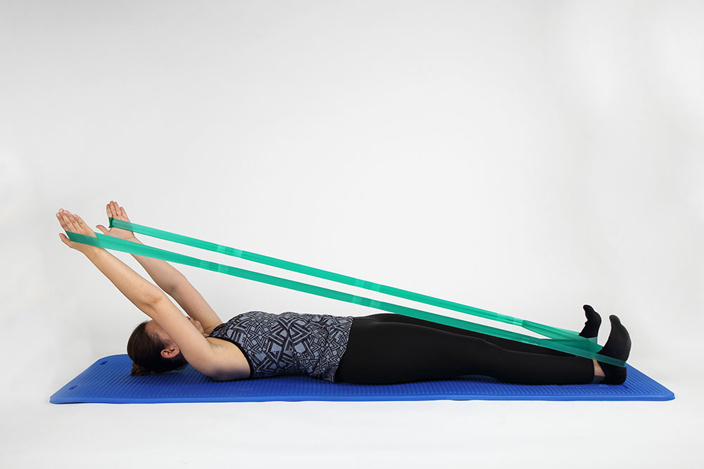 Metodo Pilates e resistenza elastica